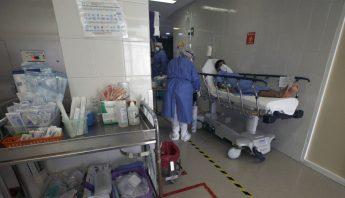 El sector salud en Mexico llega a 2021 exhausto por COVID-19
