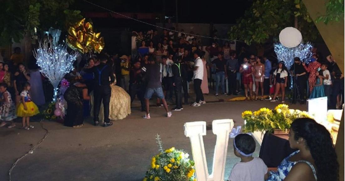fiesta - Acapulco: Discoteca clandestina organiza fiesta de 400 personas pese a pandemia; PC clausura lugar