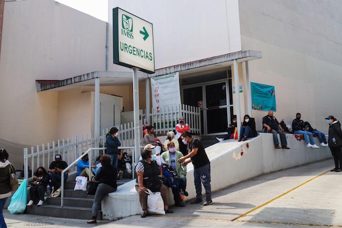 hospital 1 - La realidad contradice control de la pandemia que presume AMLO, afirman enfermos y especialistas