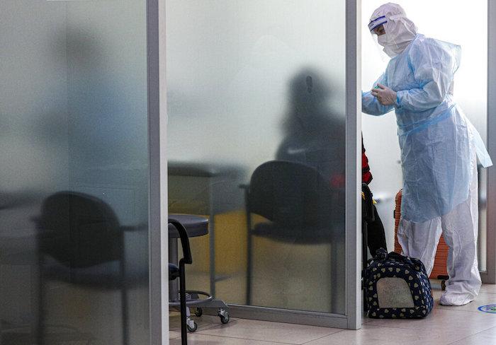 hospital 3 - La nueva variante del SARS-CoV-2 se extiende por los continentes. Japón, España y Francia lo hallan
