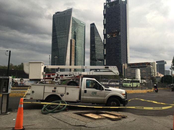 luz - Tamaulipas desconoce oficio que la CFE presentó sobre el incendio que generó apagón en México