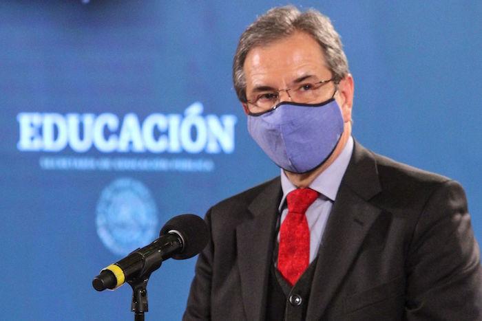 """moctezuma - La Secretaría de Educación Pública dice que se """"prepara un regreso seguro y prudente a las aulas"""""""