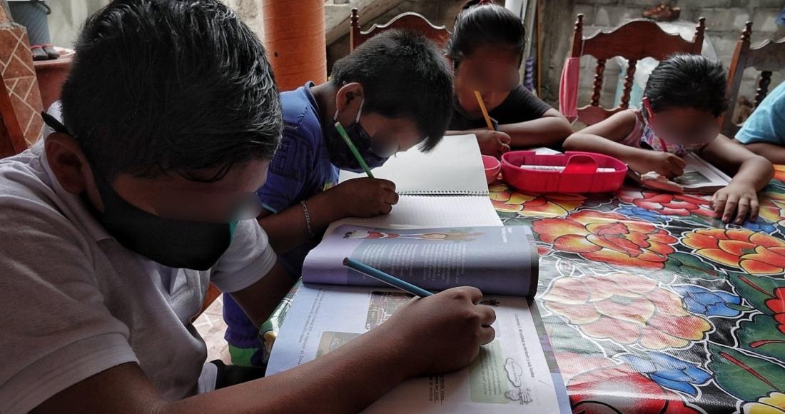 """regreso clases presenciales - La Secretaría de Educación Pública dice que se """"prepara un regreso seguro y prudente a las aulas"""""""