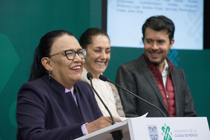 rodriguez - PERFIL | Rosa Icela Rodríguez, el comodín de AMLO para afrontar creciente inseguridad en México