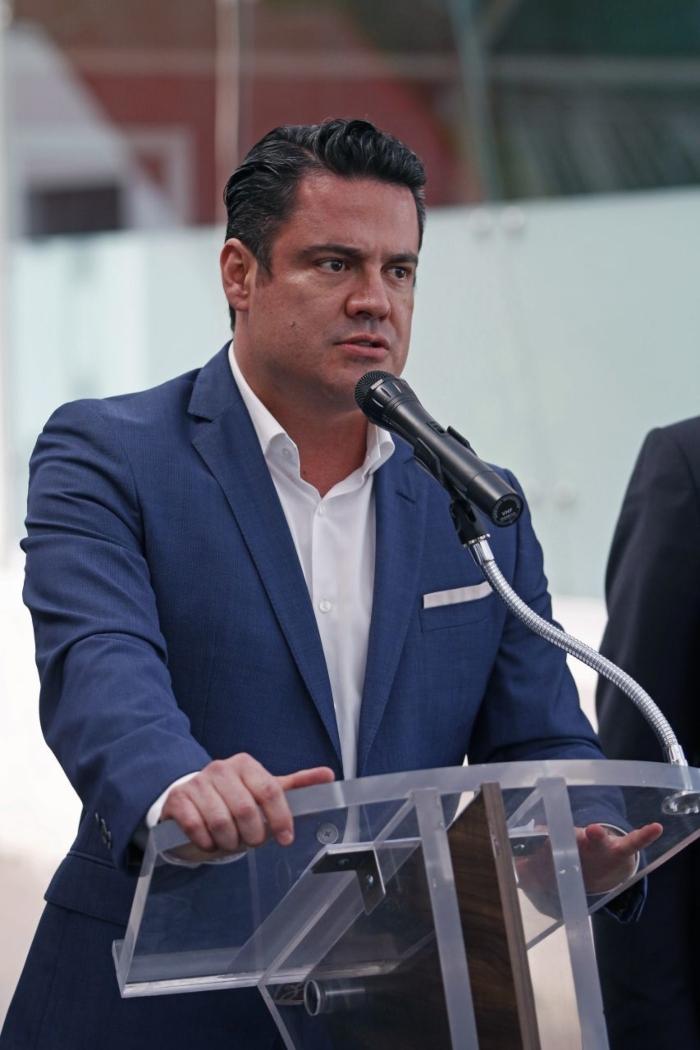 El exgobernador de Jalisco, Aristóteles Sandoval, fue asesinado. Foto: Cuartoscuro.