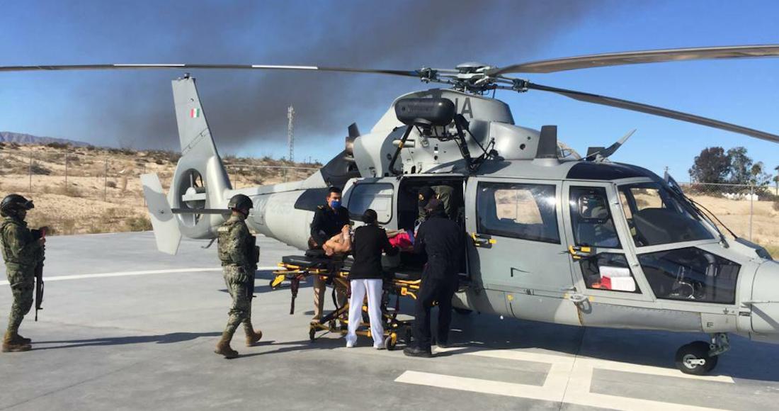 semar - Sea Shepherd denuncia ataque contra barco que protege a la vaquita marina en BC; hay 2 heridos