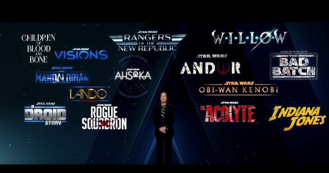 star wars disney - Chris Pine, emocionado con la historia de Rogue Squadron, la nueva cinta de Star Wars