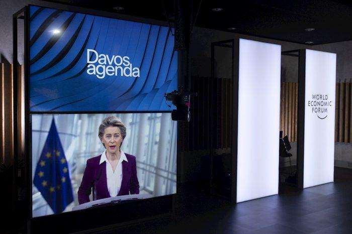 Ursula-von-der-Leyen-davos-2021