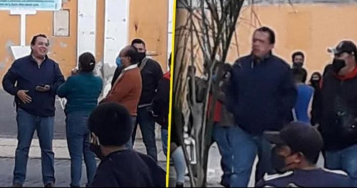 817a0b87c8b4a5b09390d4c2ae24ca96 xl interior - Gobierno de Tehuacán, Puebla, multa a quienes no portan cubrebocas, pero Edil es captado sin usarlo