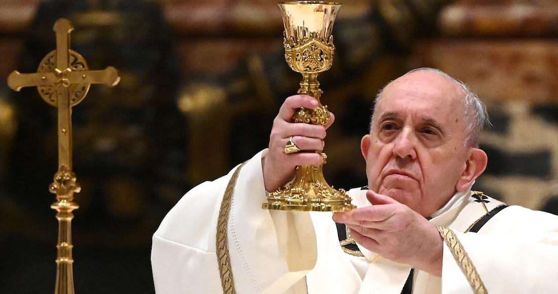 90527efa48540f6a69577fdc248c658c4198aaba - El Papa Francisco anuncia que tiene cita para recibir la vacuna contra la COVID-19 la próxima semana