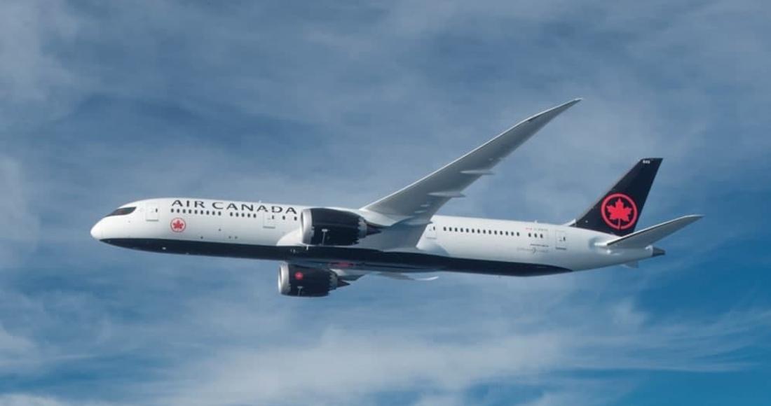 air canada avion - El cese de vuelos de Canadá podría causar pérdidas de 782 millones de dólares a México: Sectur