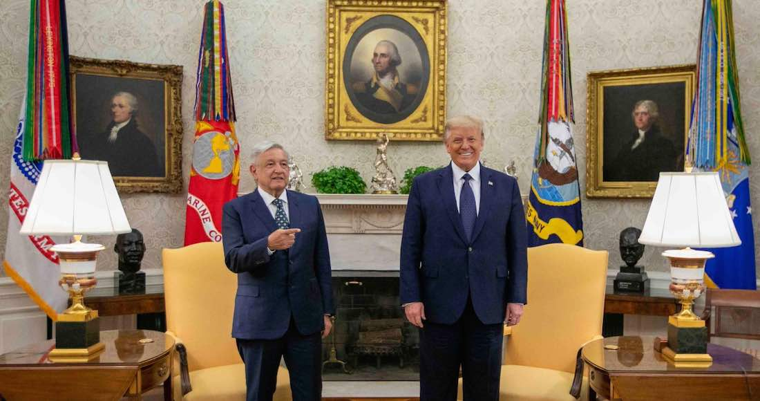 amlo trump - ADELANTO | Voluble e impredecible, el liderazgo de Trump causó un ataque de nervios en EU: Woodward
