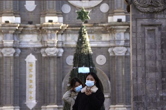 ap20361213718377 - Nuevo brote de COVID-19 en Hebei lleva a controles de detección y medidas más estrictas en China