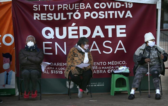 ap21007135981942 - El virus es un huracán furioso sobre el continente: México, EU y Brasil rompen récord de muertes