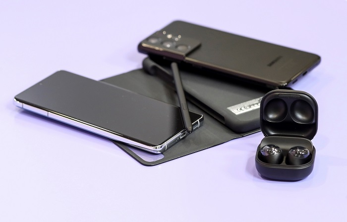 b4ba51be723f912f4fdd77afc54ce98530febfc8 - En el marco del CES 2021, Samsung presenta el Galaxy S21 Ultra 5G, su producto insignia en 2021