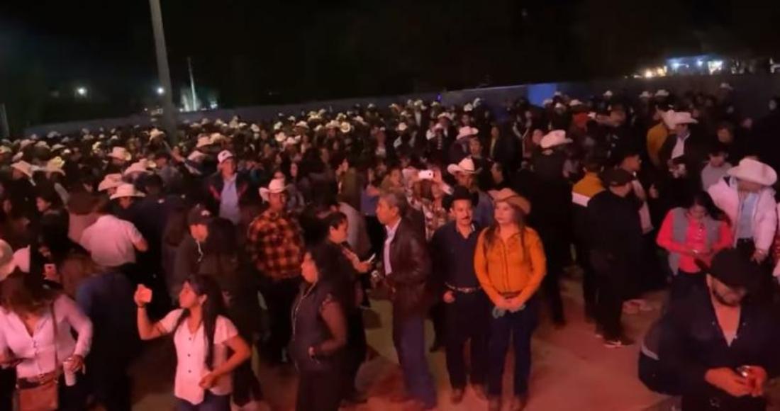 baile vicam guaymas - VIDEO muestra que en Zinacatlán, Chiapas, armaron un baile masivo para celebrar al santo de la región