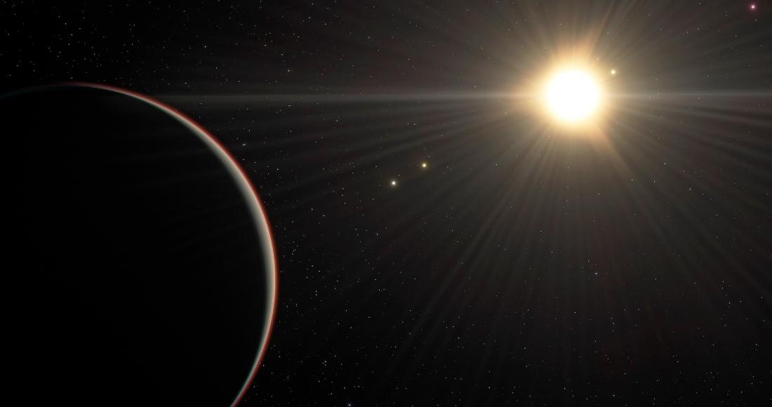 """befunky collage 92 - Astrónomos descubren """"autopistas"""" espaciales para viajar de Júpiter a Neptuno y salir del Sistema Solar"""
