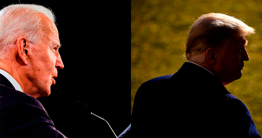 biden trump - Dos elementos de la GN de EU son retirados de la investidura de Biden por nexos con ultraderechistas