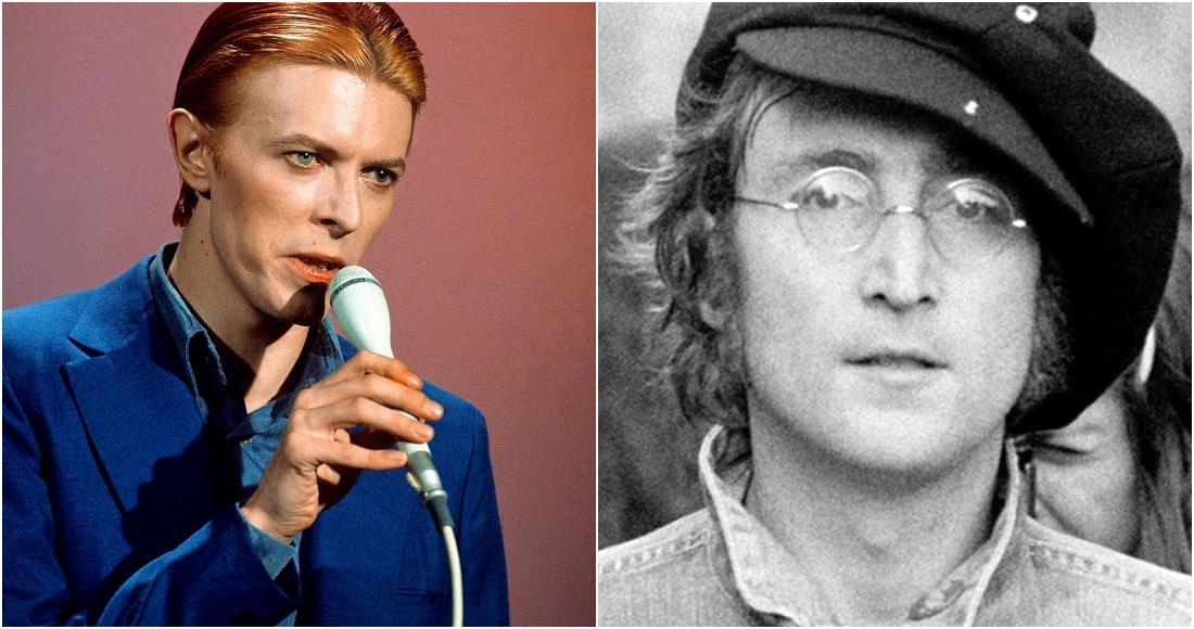 bowi lennon - A cinco años de la muerte de David Bowie, su magia y legado siguen más vivos que nunca