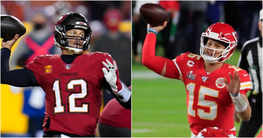 """brady mahomes - La NFL evita la debacle financiera en medio de la pandemia; dueños esperan que sea """"algo de un año"""""""