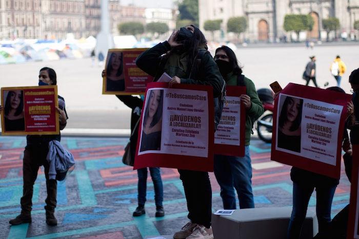 PROTESTA-DESAPARICIÓN-CAROLINA-ESTEFANÍA