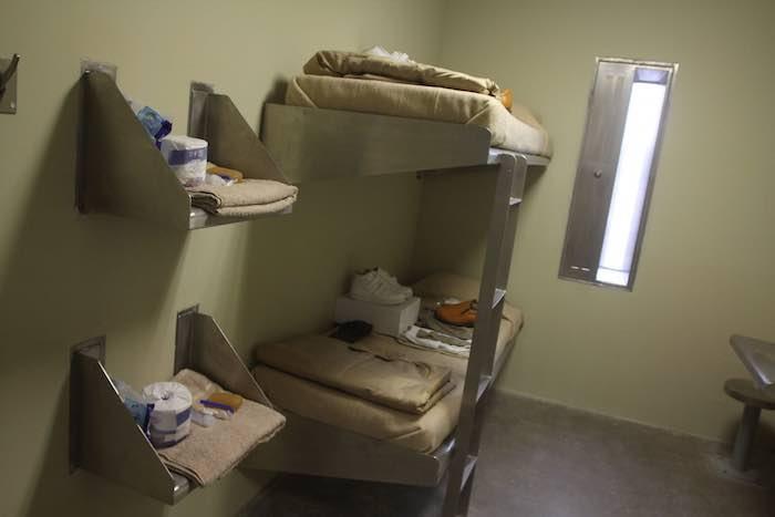 cefereso 13 - Calderón dio las cárceles a los privados. Se hincharon de dinero. El sistema penitenciario perdió