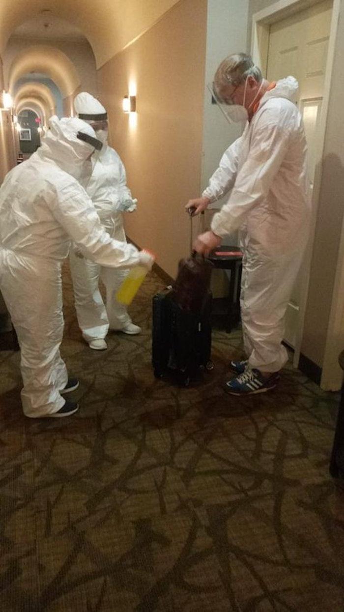 cepa - El paciente con nueva variante de SARS-CoV-2 está intubado: Salud; llegó a México desde Ámsterdam