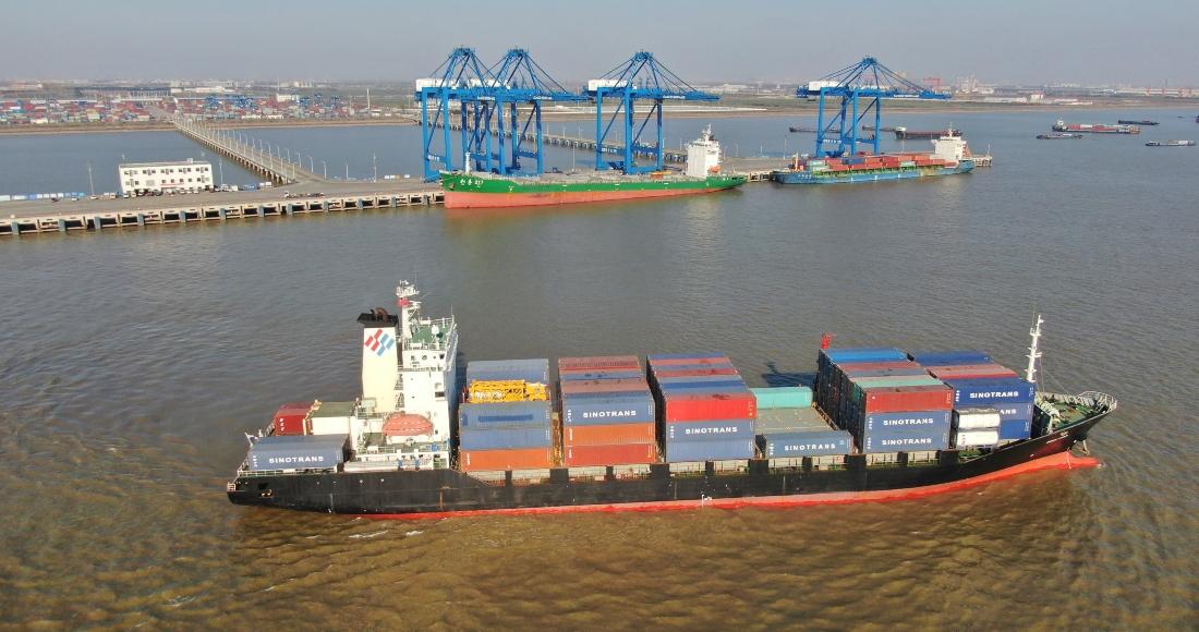 china 1 1 - China resiste a COVID y es la única potencia en registrar crecimiento económico; PIB crece 2.3% en 2020