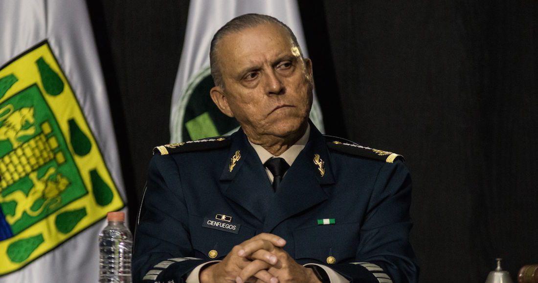 cienfuegos 1 1 - La decisión de la FGR de indultar a Cienfuegos causa críticas hasta de quienes simpatizan con la 4T