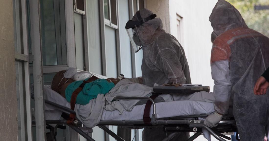 covid enfermo - Los casos globales por COVID-19 alcanzan los 88.3 millones: OMS; EU, India y Brasil, los más afectados
