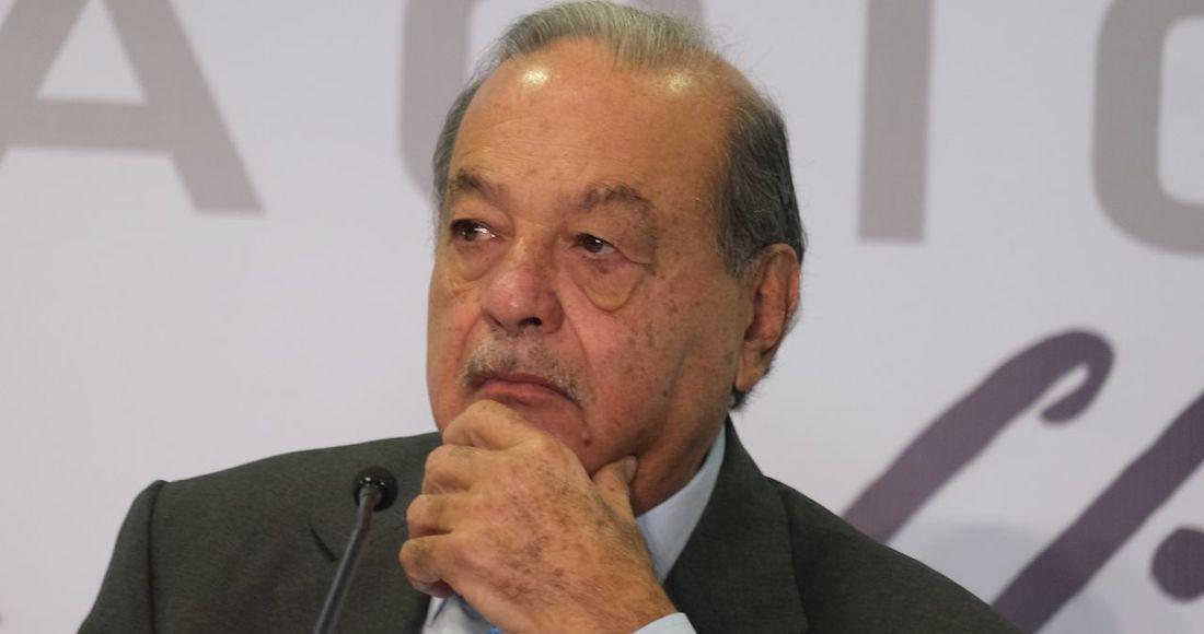 cuartoscuro 726964 digital - Slim está hospitalizado desde el lunes en Nutrición por la COVID, confirma su vocero Arturo Elías