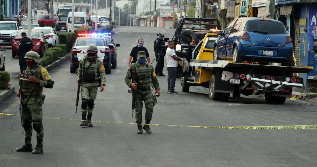 cuartoscuro 760342 digital - 73 mexicanos son víctimas de homicidio doloso el primer día de 2021; 25 estados concentran crímenes