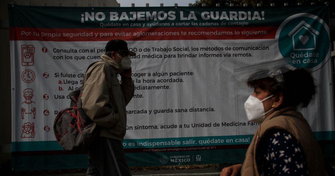 cuartoscuro 794101 digital - El virus es un huracán furioso sobre el continente: México, EU y Brasil rompen récord de muertes