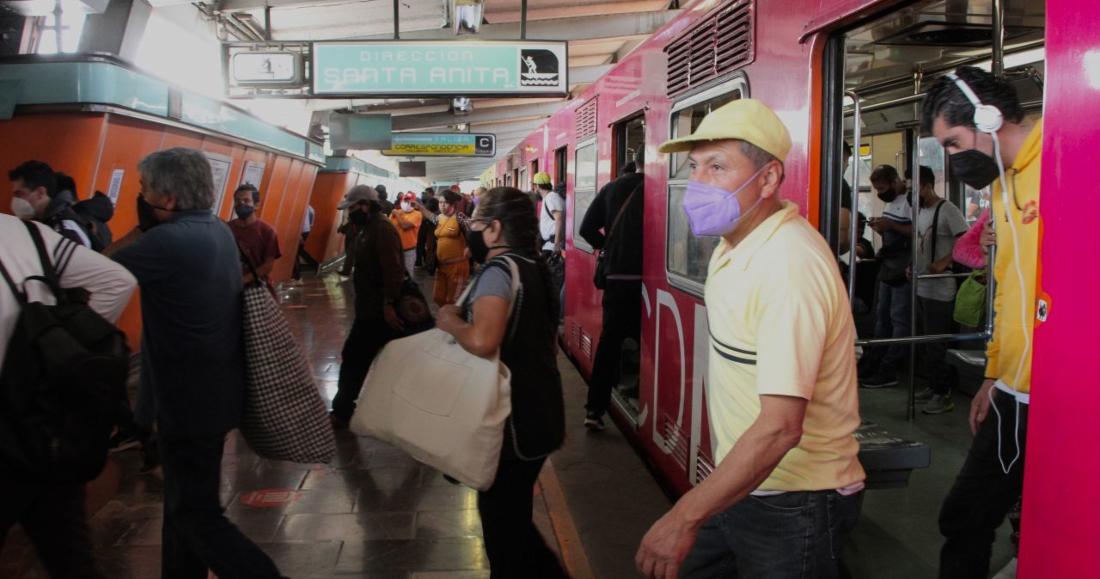 cuartoscuro 794882 digital - El suministro de energía de las líneas 1, 2 y 3 del Metro se restablecerá el domingo 17 de enero: STC