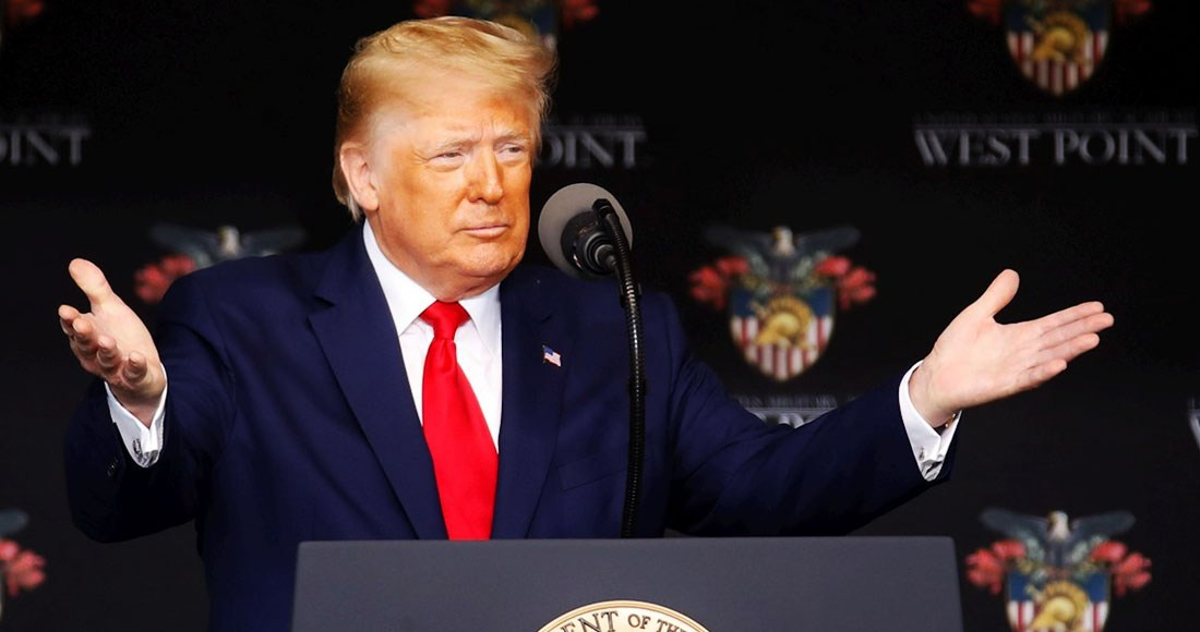 donald trump wst point - Donald Trump indulta, a horas de que concluya su mandato en EU, a su exestratega Steve Bannon