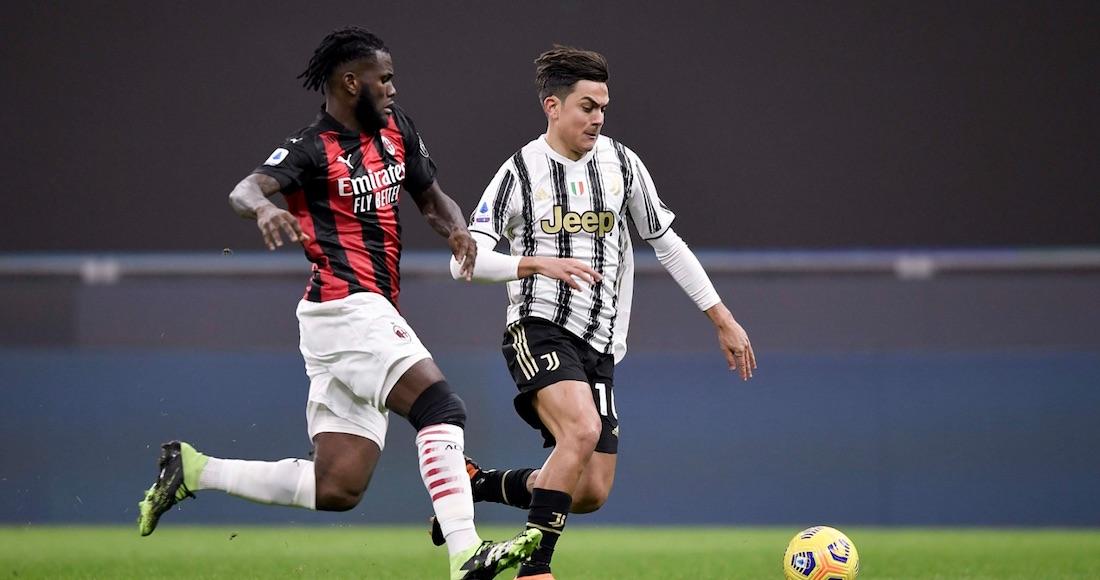 dybala - El Inter avanza a semifinales de la Copa Italia tras vencer al Milan gracias a un gol agónico de Eriksen
