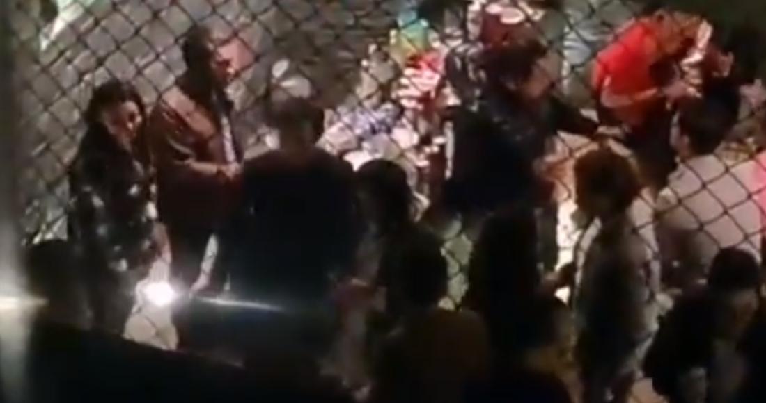 fiesta covid1 - Empresarios realizan fiesta en Yucatán y la presumen en redes. Les cierran el lugar y los multan