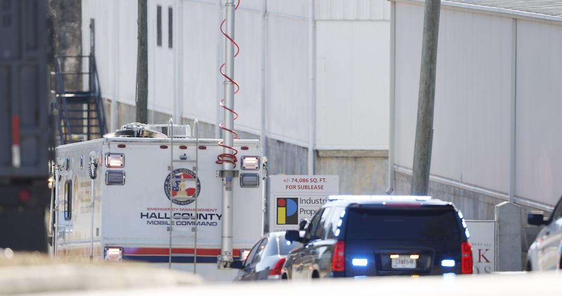 fuga - EU: 2 de las 6 víctimas de la fuga de nitrógeno en una procesadora de alimentos, eran mexicanas