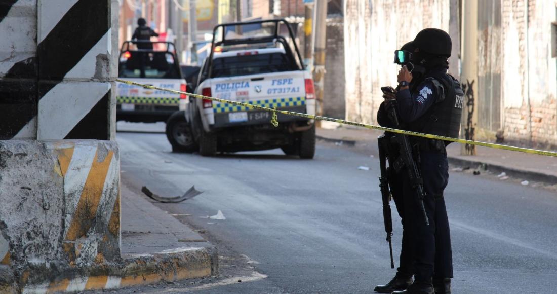 guanajuato - Personas armadas irrumpen en un velorio y asesinan a 9 hombres en Celaya, Guanajuato