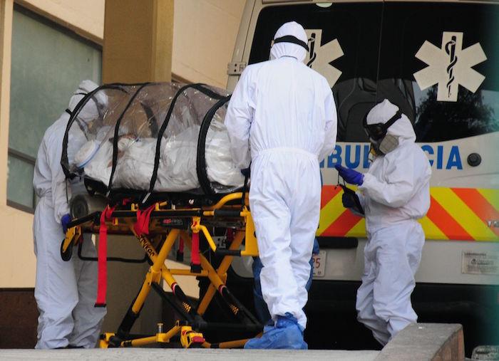 hospitalizaciones coronavirus - No sólo en México: la ola de COVID colapsa los sistemas de salud en América, de EU hasta la Argentina