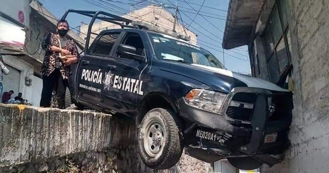 image0 2021 01 20t183726 668 - Policías van a atender un reporte de asalto en Tlalnepantla, Edomex, y los reciben a balazos; ambos mueren