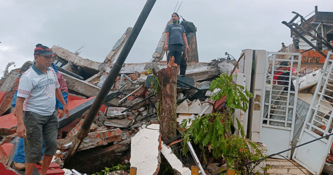 indonesia sismo - Abrip fue declarado muerto en el tsunami de 2004 en Indonesia. Lo acaban de hallar en un psiquiátrico