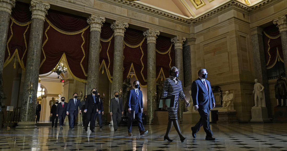 juicio - ADELANTO | Voluble e impredecible, el liderazgo de Trump causó un ataque de nervios en EU: Woodward