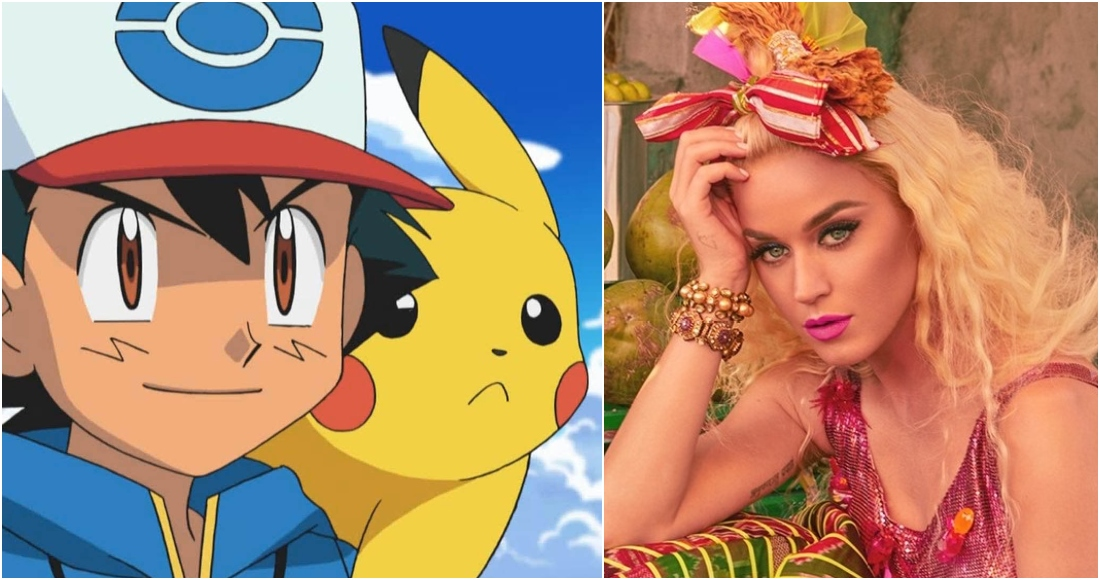 "katy pokemon - Dudamel presenta el especial ""Icons on Inspiration"" con Katy Perry, Natalie Portman y Carlos Vives"