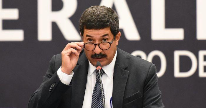 Javier Corral, Gobernador de Chihuahua.