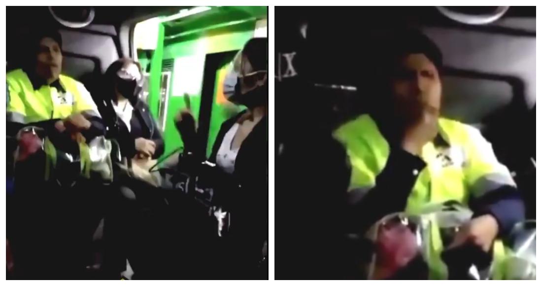 lady pepitas - VIDEO: Una mujer es arrastrada por el pelo y sacada de un bar en Tennessee por no usar cubrebocas
