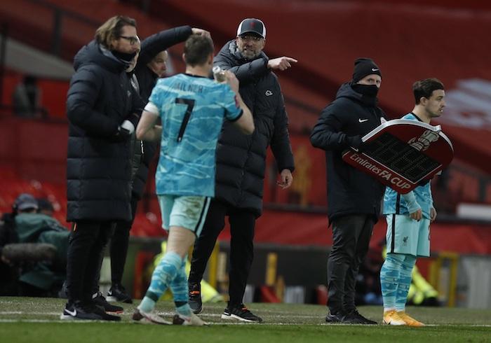 liverpool fc - El Manchester United avanza a octavos de final de la Copa de Inglaterra tras derrotar 3-2 al Liverpool
