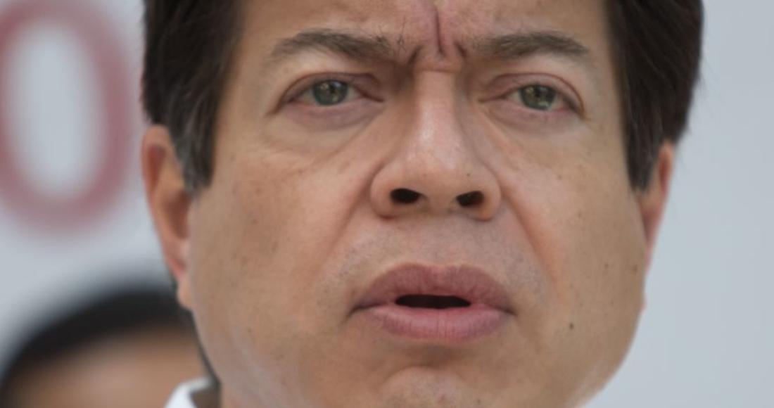 mariodelgado - Delgado: Aspirantes que piden judicialización no entienden dimensión de Morena, les gana la ambición