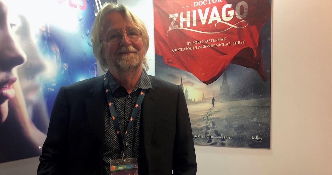 michael hirst - El director Javier Ruiz Caldera trabaja en una serie de El Zorro, personaje creado por Johnston McCulley