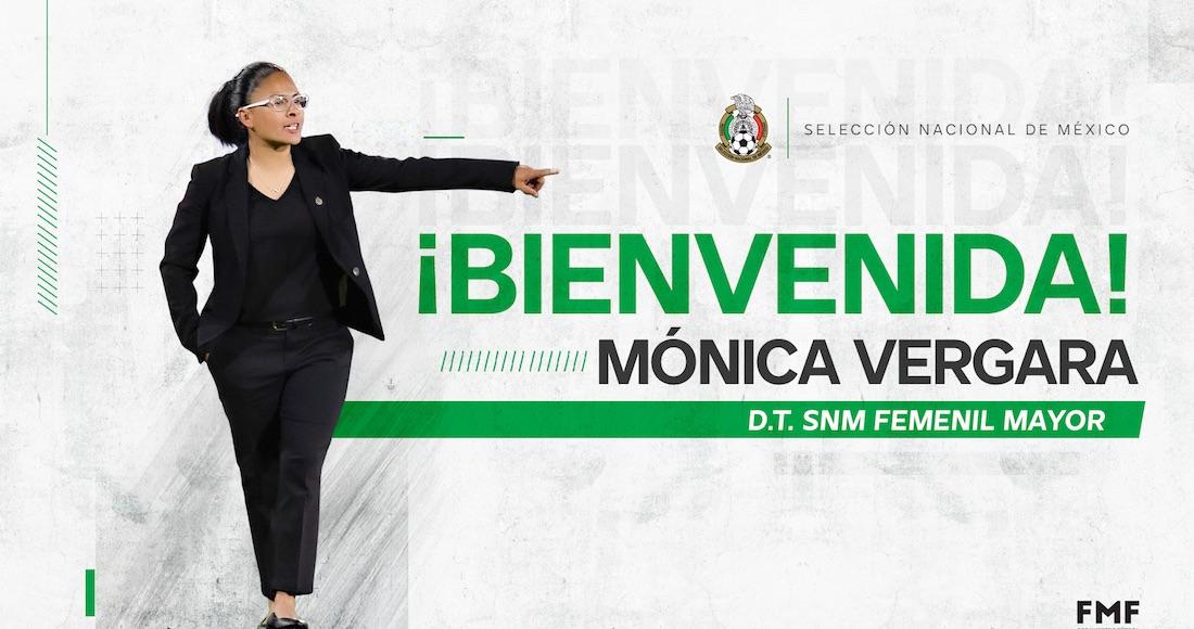 monica vergara - La Selección Mexicana se enfrentará a Costa Rica en un duelo amistoso el próximo 30 de marzo
